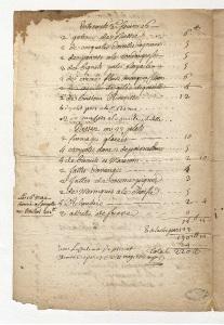 Repas de noces, Wedding meal, 1768, XVIIIe siècle