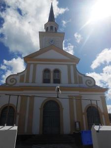 patrimoine, église, Le Carbet, heritage, church, Le Carbet, Martinique
