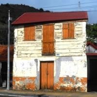 Patrimoine vernaculaire : une maison des années 1920 à Bellefontaine