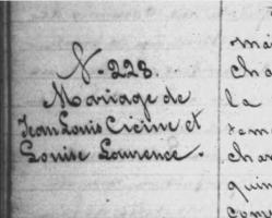 tanlistwa-mariage-Pierre-Louis-Jean-Louis-Cicine