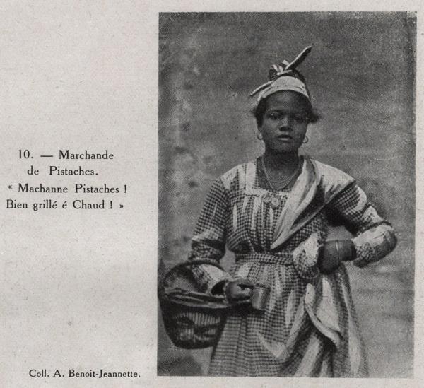 marchande de pistaches, pistachio merchant