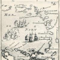 La Martinique, île aux femmes, île aux iguanes ou île aux fleurs ?