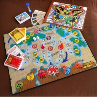 French Board Games on Caribbean