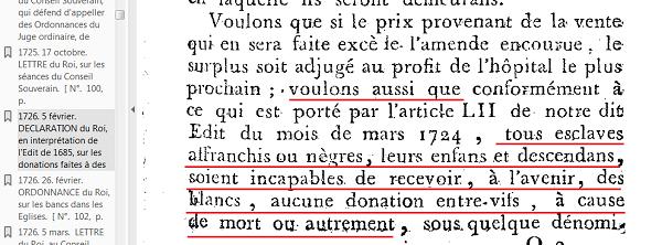 tanlistwa-1726-déclaration-roi-contre-leg&donation-libres-de-couleur
