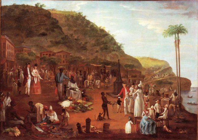 tanlistwa, marché, Saint-Pierre, market,Le Mazurier