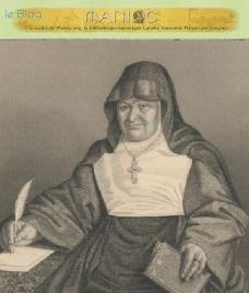 tanlistwa, javouhey, religieuse, soeur de Saint Joseph de Cluny