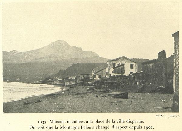tanlistwa, montagne pelée, pelean montain, Saint-pierre,