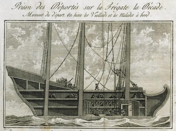 tanlistwa-bateau-decade-déportés-guyane-1798