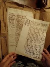 tanlistwa, liasse d'archives du fonds mathieu, archives fonds Mathieu collection.