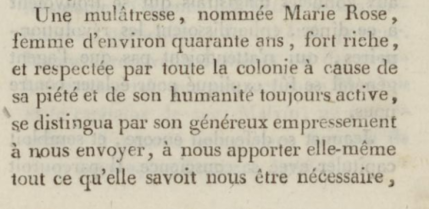 tanlistwa, Marie-Rose Sequiera, Jean-Pierre Ramel, déportés