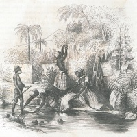 L'Hôpital militaire de Fort-de-France #2/3 Des esclaves au service des malades (a)