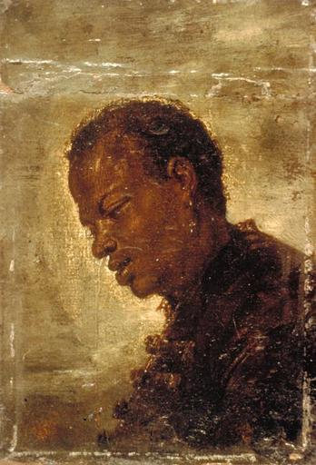 tanlistwa, peinture, Étude de