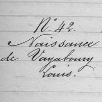 Vayaboury (v. 1839-18..)