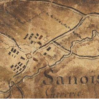 tanlistwta, carte, Moreau du Temple, 1770, habitation, La Pagerie