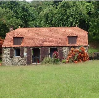 tanlistwa, 2020, ancienne cuisine de La Pagerie, Trois-Ilets, Martinique