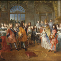 Marie Françoise Rose Le Chevalier de Longueil, married at 11 years and 18 days